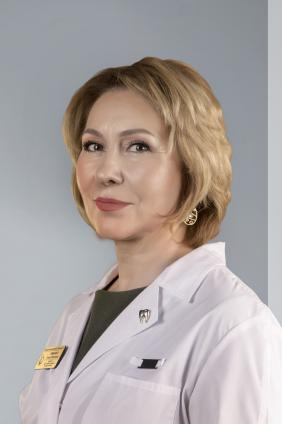 Томилина Гузель Марсовна