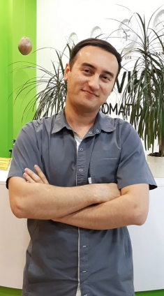 Каттаходжаев Улугбек Азамхужаевич